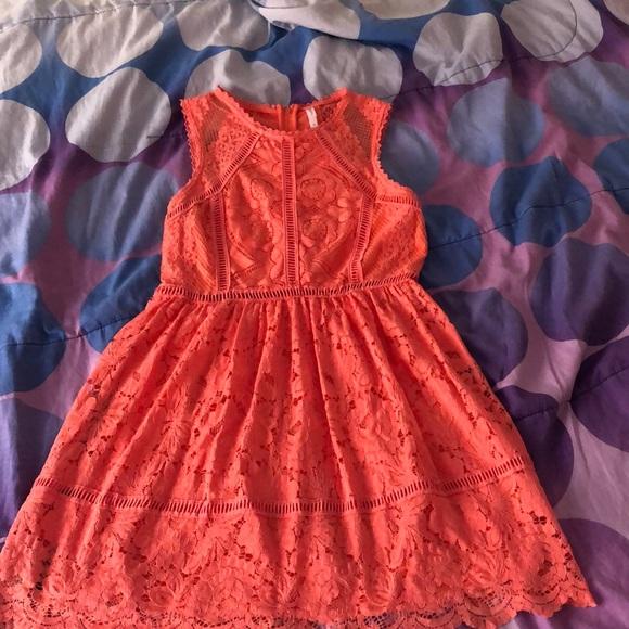 Xhilaration Dresses & Skirts - Coral dress